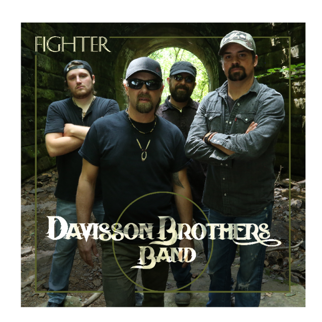 Davisson Brothers Band CD- Frighter
