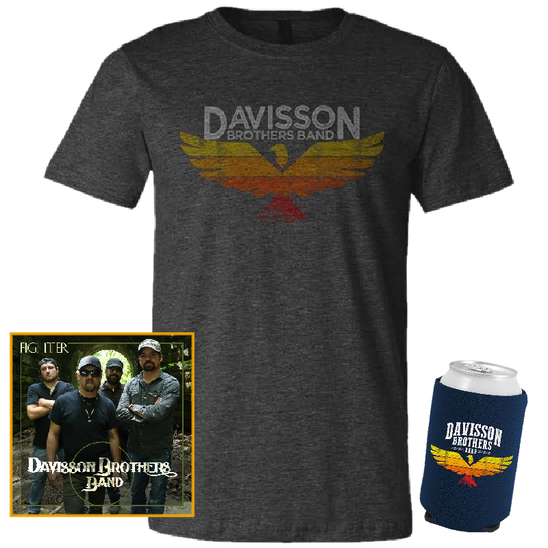 Davisson Brothers Band Fighter Bundle