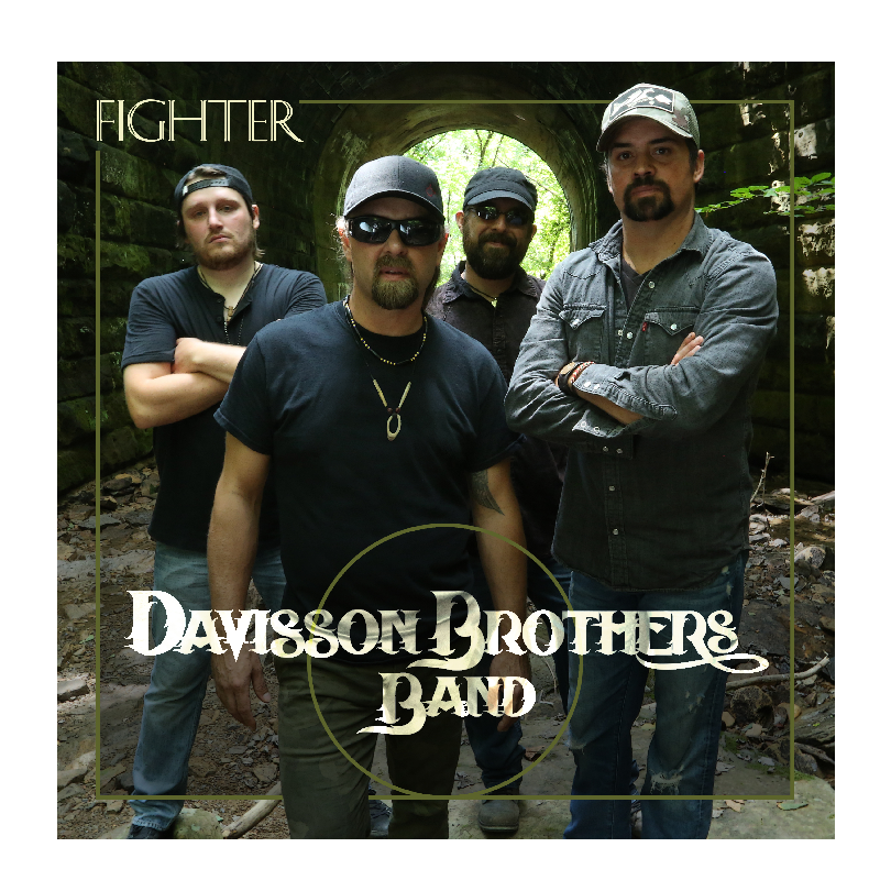 Davisson Brothers Band CD- Fighter
