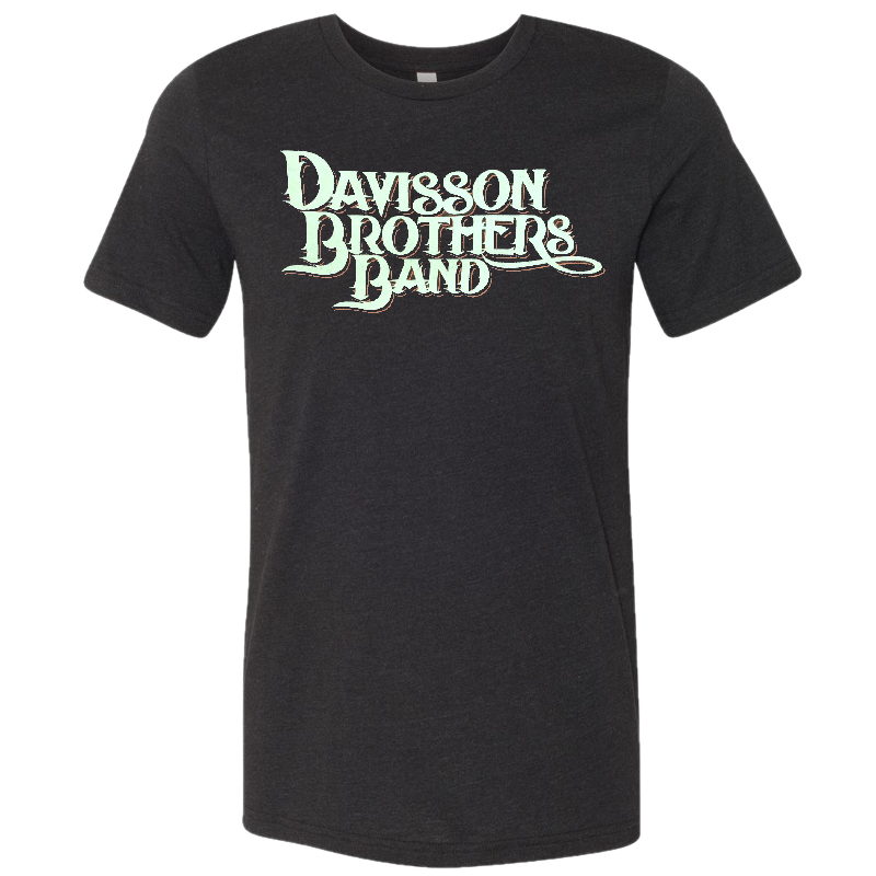 Davisson Brothers Band logo tee