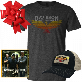 Davisson Brothers Band Holiday Bundle