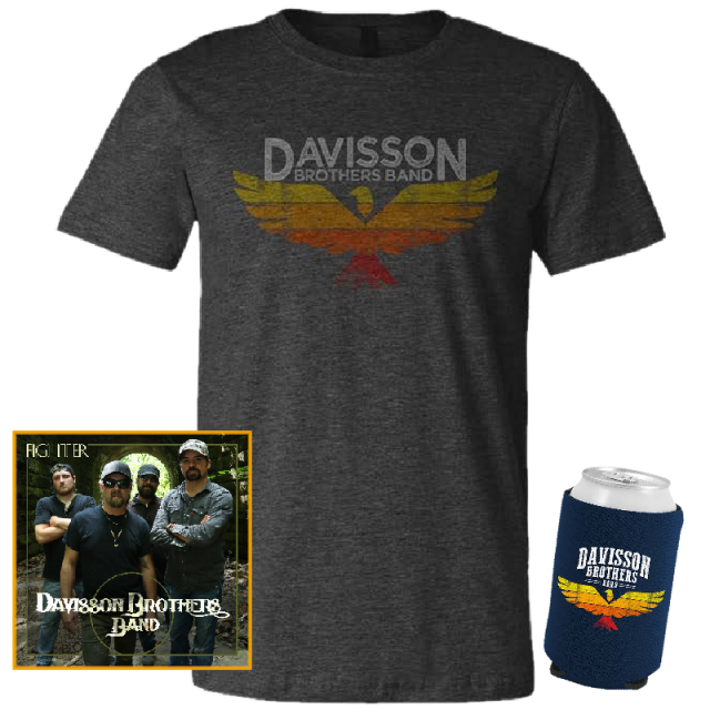 Davisson Brothers Band Fighter Bundle