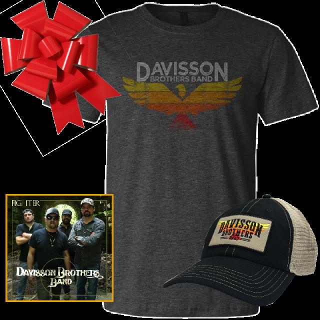 Davisson Brothers Band Holiday Bundle